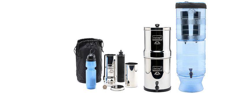Water Purifiers  & Storage