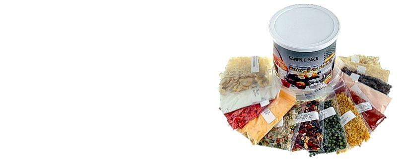 Bulk Storable FoodPaks