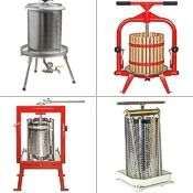 Apple Cider Presses Category