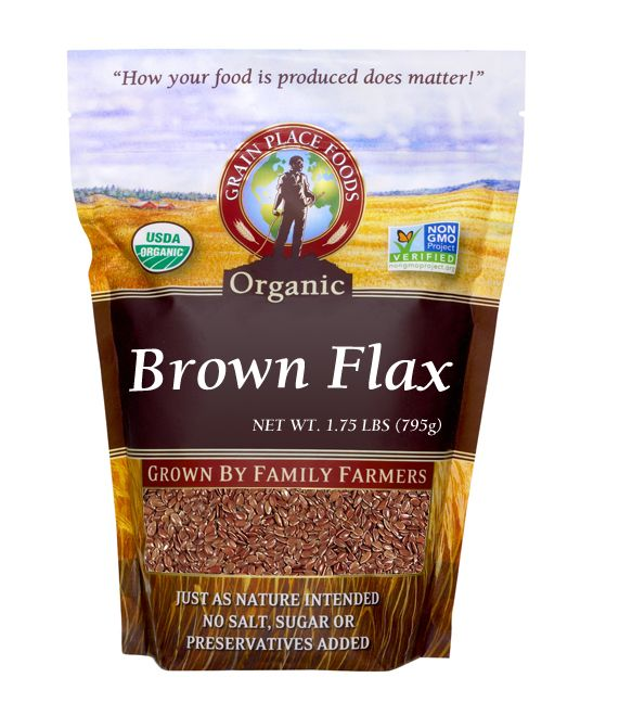 Flax Seeds Category
