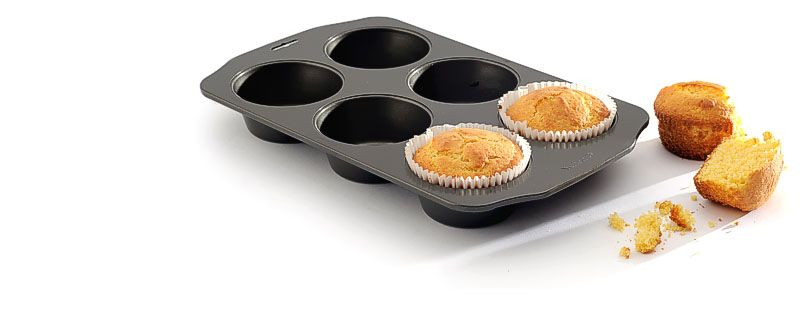Muffin, Cupcake & Donut