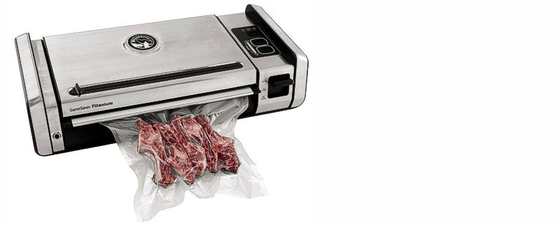 Consumer Vacuum Sealers