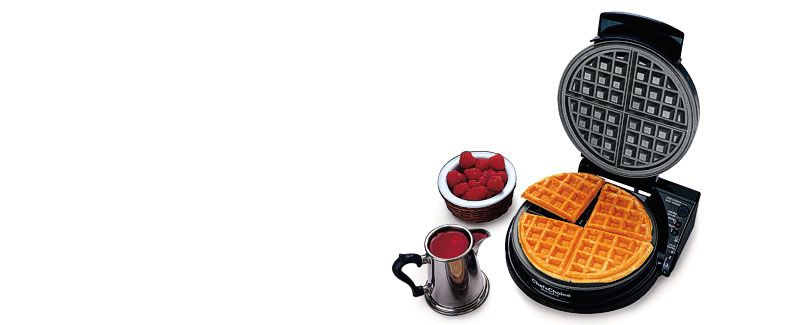 Waffle & Pizzelle Makers