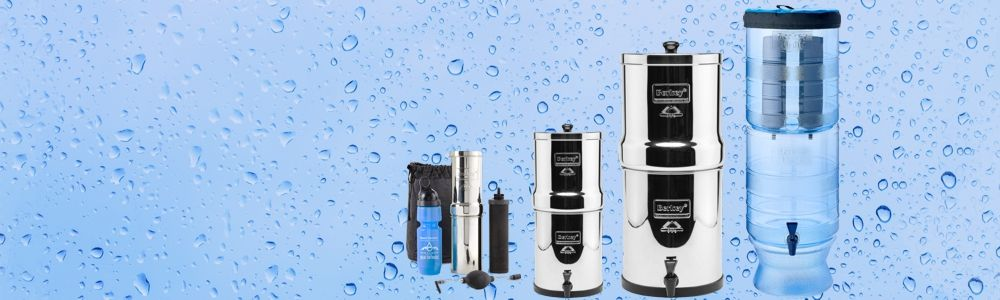 Water Purifiers  & Storage
