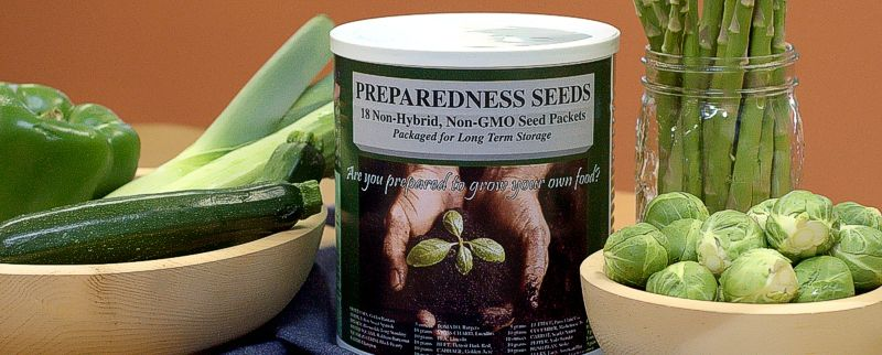 Garden & Sprouting Seeds