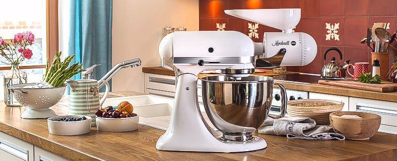 Kitchenaid Attachments attachments to fit kitchenaid stand mixers | pleasant hill grain