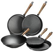 Cast Iron Cookware Category