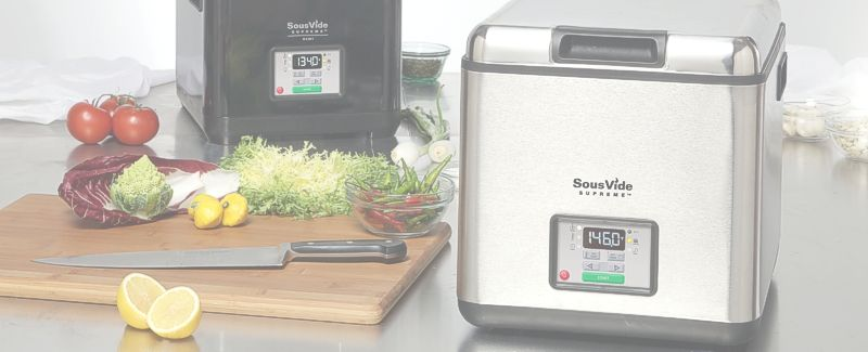 Sous Vide Water Ovens