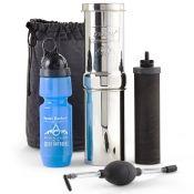 Go Berkey purifier system