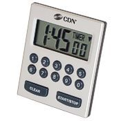 CDN 2-Alarm Timer, Hr/Min/Sec