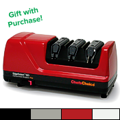 Gift with Purchase, 120 knife sharpener