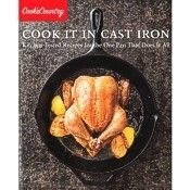 Cook's Country Cast Iron Cookbook