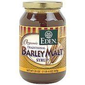 Organic Barley Malt Syrup, 20 oz.
