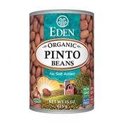 Eden pinto beans, 15 oz