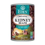 Eden red kidney beans, 15 oz