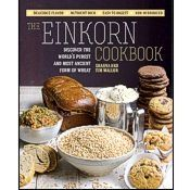 The Einkorn cookbook front cover.