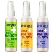 Everyone Hand Sanitizer Spray, 2 oz