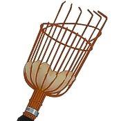 fruit picker basket head