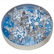 Snowflake Cookie Cutters, 5-Piece Set