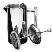 Stainless Steel Frieling French Press, Brushed or Mirror Finish