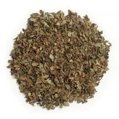 Dried sweet basil leaves, bulk