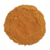 Ground organic turmeric powder