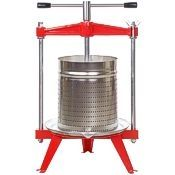 Harvest Bounty presses, stainless basket, 4 and 5 gallons