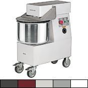 SP15 mixer kneads up to 31 lbs. dough