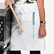 Half Waist Haussler Apron | German spiral mixers and brick ovens