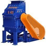 Hippo #L63 hammer mill for sale