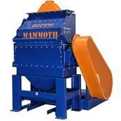 Large industrial hammer mill quality low cost for corn, wheat, beans, roots, tubers, glass recycling, more.