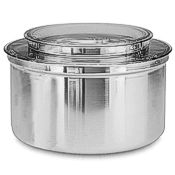 Original ER1 stainless steel bowl for the Universal mixer.