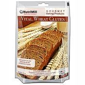 Nutrimill vital wheat gluten bag