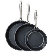 Kyocera ceramic nonstick fry pans