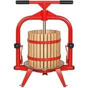 MacIntosh presses, wood basket, 4 & 5 gallon