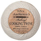 100% Natural Cooking Twine, 200 ft.