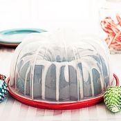 Nordic Ware Translucent Bundt Cake Keeper