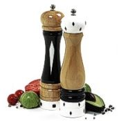 Norpro Wood Peppermills