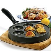 Nonstick Aebleskiver Pan