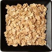 Bulk organic rolled oats, bulk superpail