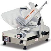 "#13645 Omcan 13"" Commercial Automatic Meat and Food Slicer"