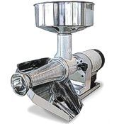 Omcan 0.6HP stainless steel tomato strainer