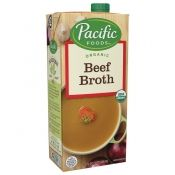 Beef broth, organic