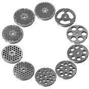 Pro-Cut Grinder Plates, Stainless #32