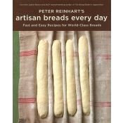 Artisan Breads Every Day Recipe Book