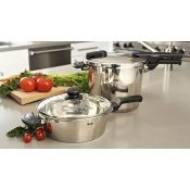 Fissler Vitaquick Quattro Set, Regular