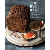 Front Cover of The Rye Baker cookbook