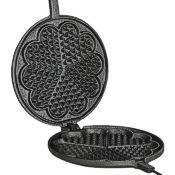 Skeppshult cast iron waffle maker, #0010