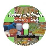 Cooking with Children CD