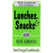 Set of Lunches & Snacks Cookbook + CWC/CD